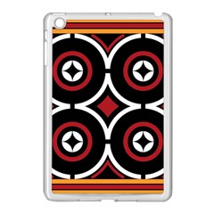 Toraja Pattern Ne limbongan Apple Ipad Mini Case (white)