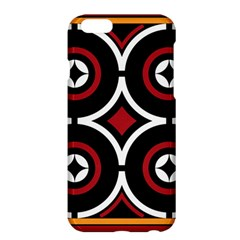 Toraja Pattern Ne limbongan Apple Iphone 6 Plus/6s Plus Hardshell Case