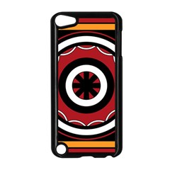 Toraja Pattern Pa barre Allo Apple Ipod Touch 5 Case (black)