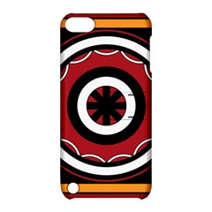 Toraja Pattern Pa barre Allo Apple Ipod Touch 5 Hardshell Case With Stand
