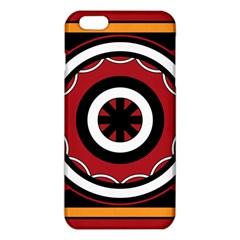 Toraja Pattern Pa barre Allo Iphone 6 Plus/6s Plus Tpu Case