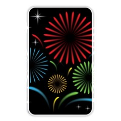 Fireworks With Star Vector Memory Card Reader