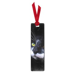 Face Black Cat Small Book Marks