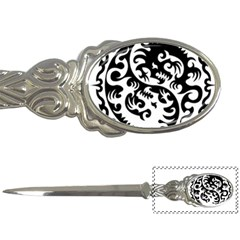 Ying Yang Tattoo Letter Openers