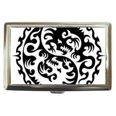 Ying Yang Tattoo Cigarette Money Cases