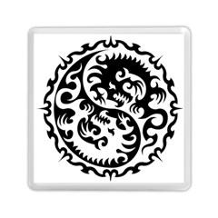 Ying Yang Tattoo Memory Card Reader (square)
