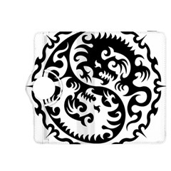 Ying Yang Tattoo Kindle Fire Hdx 8 9  Flip 360 Case