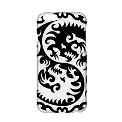 Ying Yang Tattoo Apple Iphone 6/6s Hardshell Case