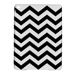 Black And White Chevron Ipad Air 2 Hardshell Cases