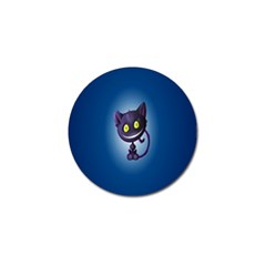 Funny Cute Cat Golf Ball Marker (10 Pack)