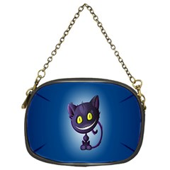 Funny Cute Cat Chain Purses (one Side)