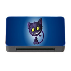 Funny Cute Cat Memory Card Reader With Cf