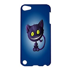 Funny Cute Cat Apple Ipod Touch 5 Hardshell Case