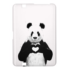 Panda Love Heart Kindle Fire Hd 8 9