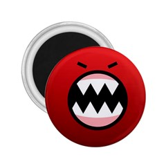 Funny Angry 2 25  Magnets