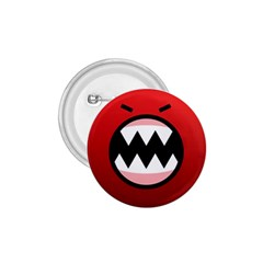 Funny Angry 1 75  Buttons