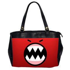 Funny Angry Office Handbags (2 Sides)