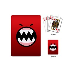 Funny Angry Playing Cards (mini)