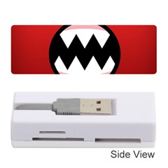Funny Angry Memory Card Reader (stick)