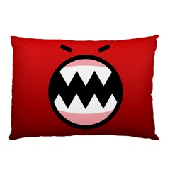 Funny Angry Pillow Case (two Sides)