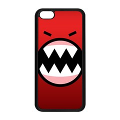 Funny Angry Apple Iphone 5c Seamless Case (black)
