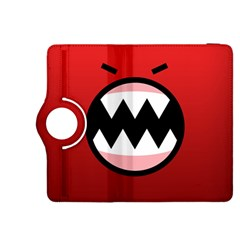 Funny Angry Kindle Fire Hdx 8 9  Flip 360 Case