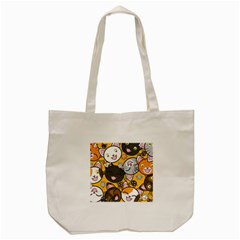 Cats Cute Kitty Kitties Kitten Tote Bag (cream)