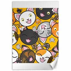 Cats Cute Kitty Kitties Kitten Canvas 20  X 30