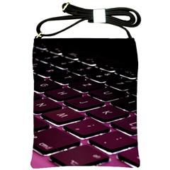 Computer Keyboard Shoulder Sling Bags