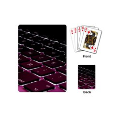 Computer Keyboard Playing Cards (mini)