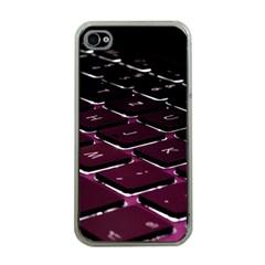Computer Keyboard Apple Iphone 4 Case (clear)