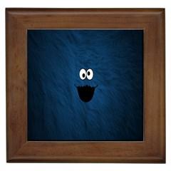 Funny Face Framed Tiles