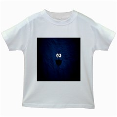 Funny Face Kids White T Shirts