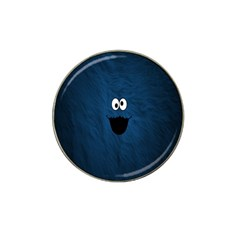 Funny Face Hat Clip Ball Marker (10 Pack)