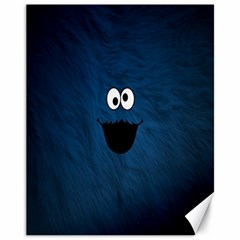 Funny Face Canvas 11  X 14