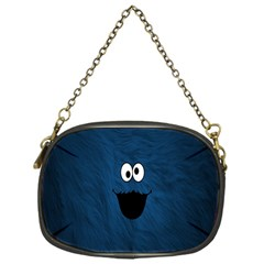 Funny Face Chain Purses (one Side)