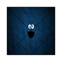 Funny Face Acrylic Tangram Puzzle (6  X 6 )