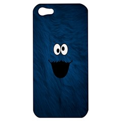 Funny Face Apple Iphone 5 Hardshell Case