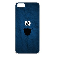 Funny Face Apple Iphone 5 Seamless Case (white)