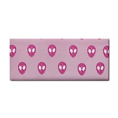 Alien Pattern Pink Cosmetic Storage Cases
