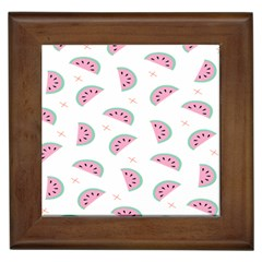 Watermelon Wallpapers  Creative Illustration And Patterns Framed Tiles
