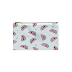 Watermelon Wallpapers  Creative Illustration And Patterns Cosmetic Bag (small)