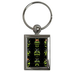 Beetles Insects Bugs Key Chains (rectangle)