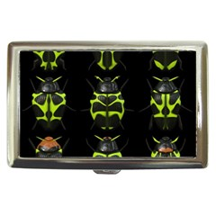 Beetles Insects Bugs Cigarette Money Cases