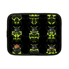 Beetles Insects Bugs Netbook Case (small)