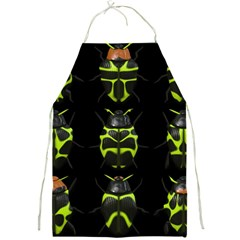 Beetles Insects Bugs Full Print Aprons