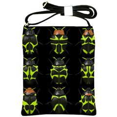 Beetles Insects Bugs Shoulder Sling Bags