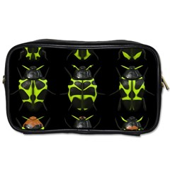Beetles Insects Bugs Toiletries Bags