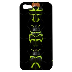 Beetles Insects Bugs Apple Iphone 5 Hardshell Case