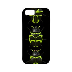 Beetles Insects Bugs Apple Iphone 5 Classic Hardshell Case (pc+silicone)